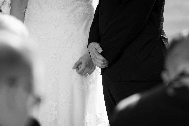 Aaron & Jennifer's Duneland Falls Wedding 36