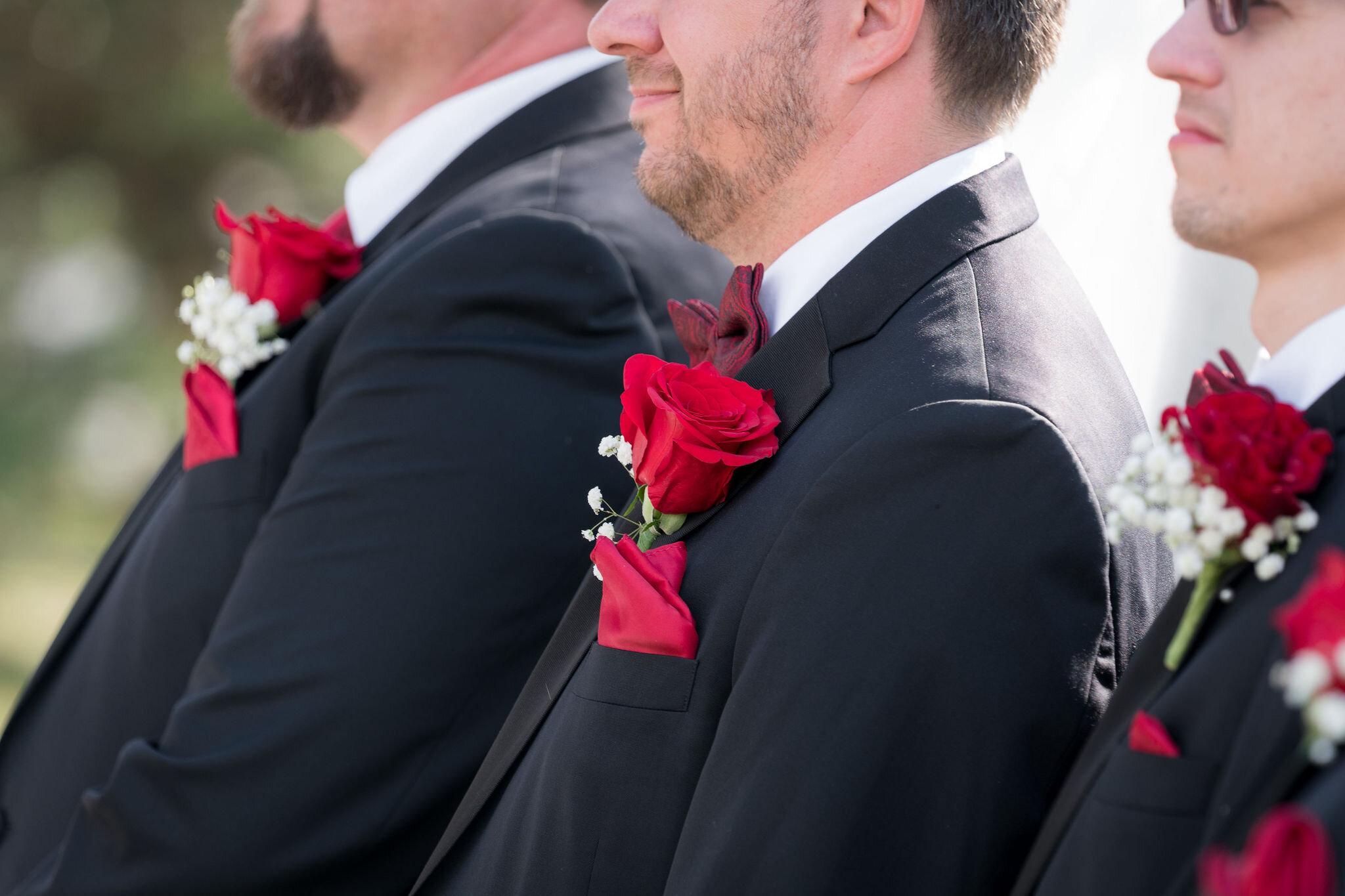 Aaron & Jennifer's Duneland Falls Wedding  37