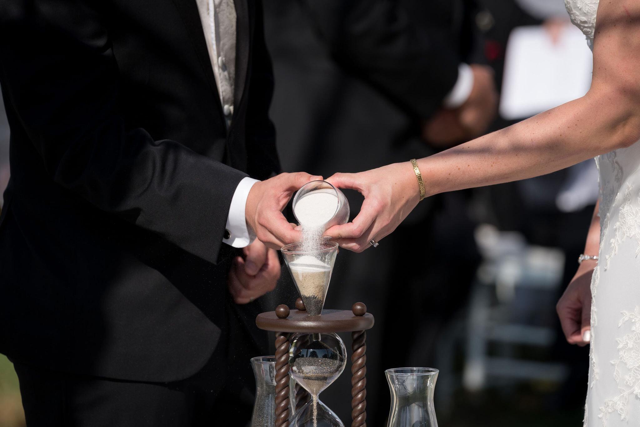 Aaron & Jennifer's Duneland Falls Wedding 40
