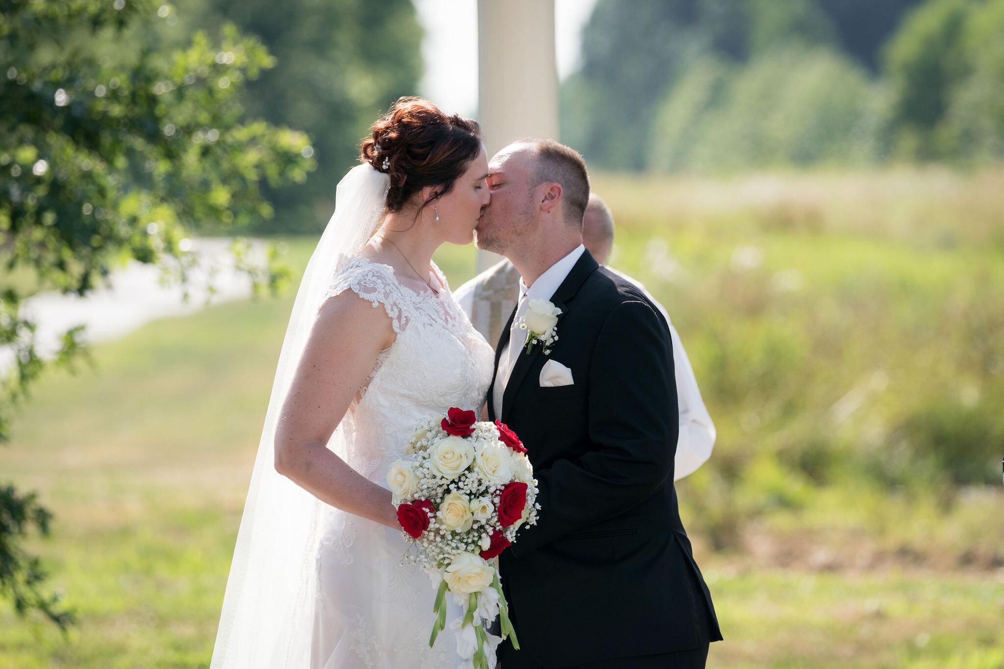 Aaron & Jennifer's Duneland Falls Wedding 42
