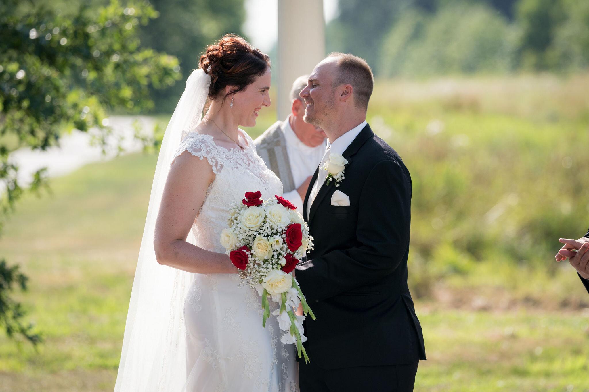 Aaron & Jennifer's Duneland Falls Wedding 43
