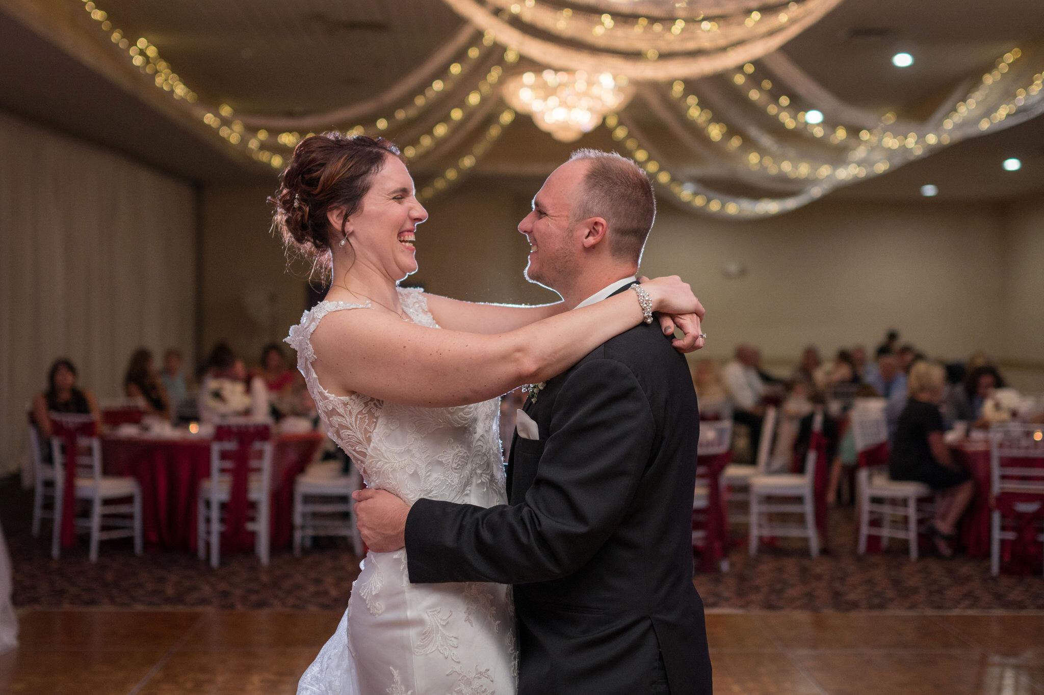 Aaron & Jennifer's Duneland Falls Wedding 47