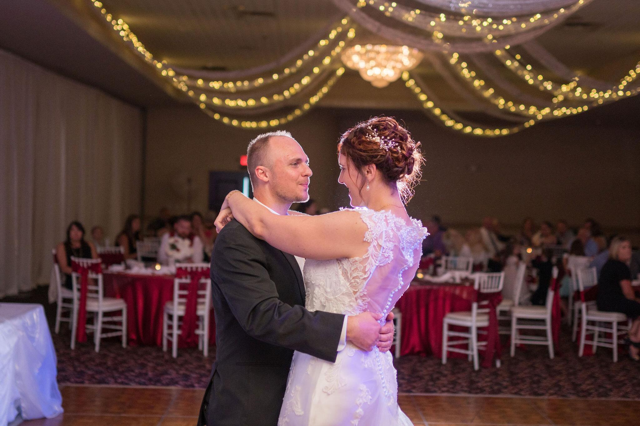 Aaron & Jennifer's Duneland Falls Wedding 48