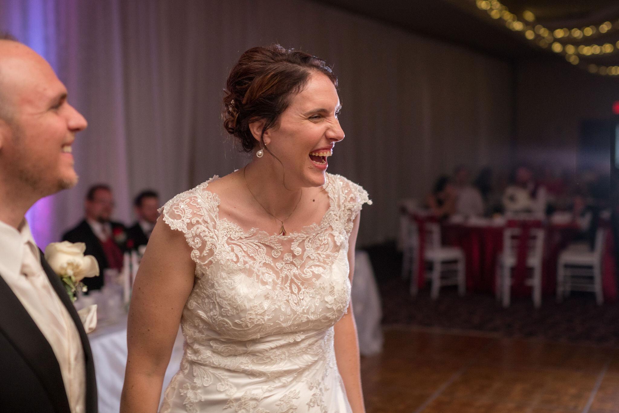 Aaron & Jennifer's Duneland Falls Wedding 49