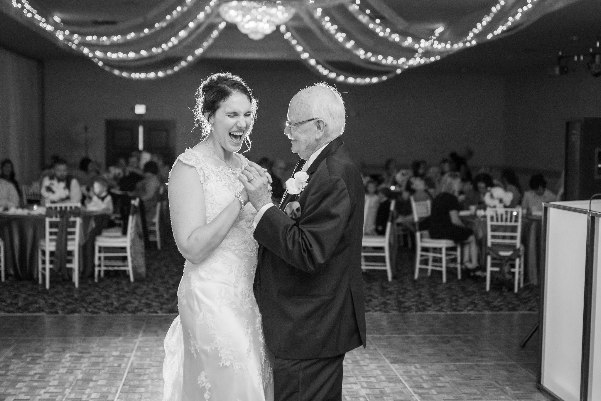 Aaron & Jennifer's Duneland Falls Wedding 50