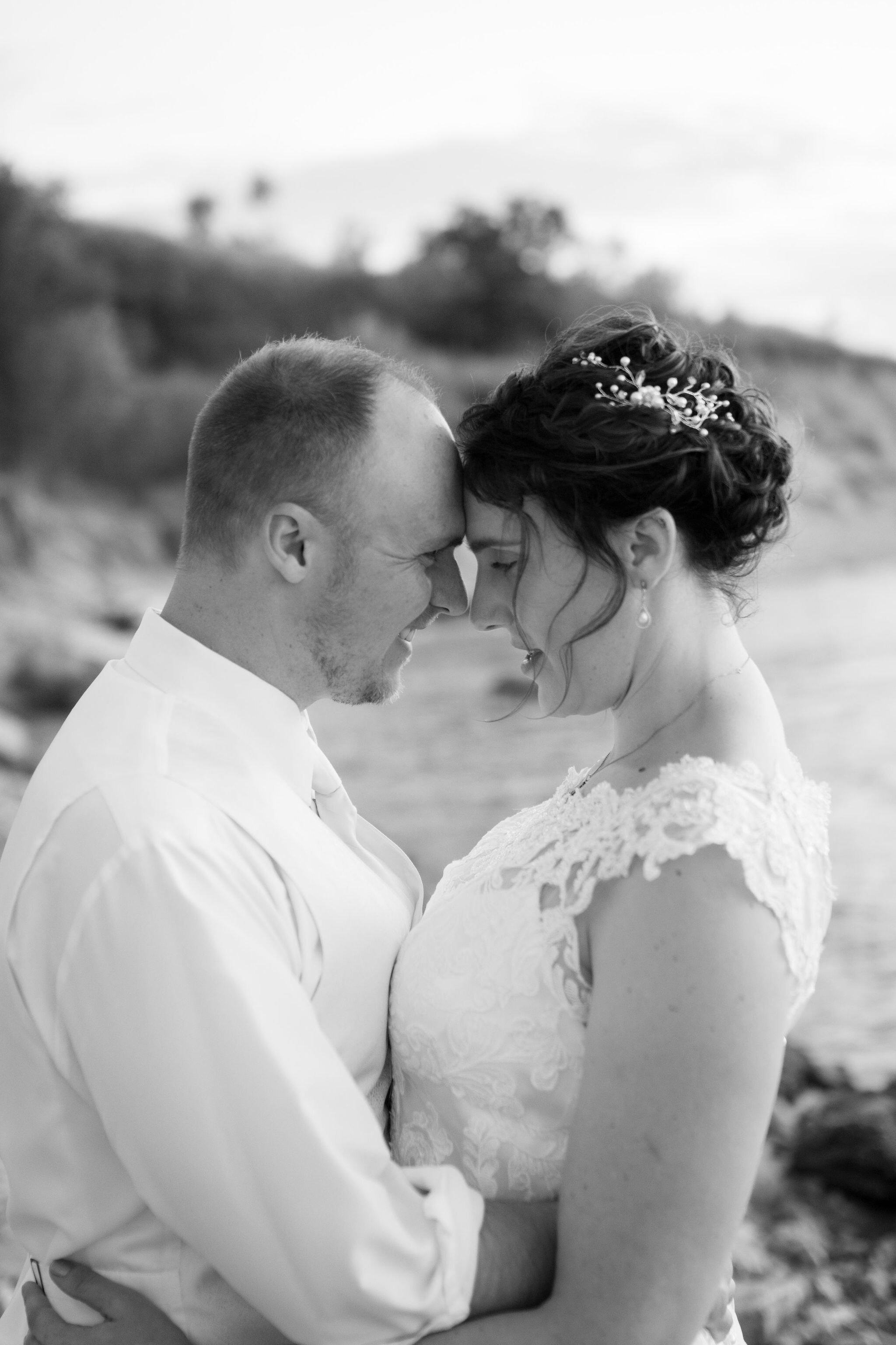 Aaron & Jennifer's Duneland Falls Wedding 53