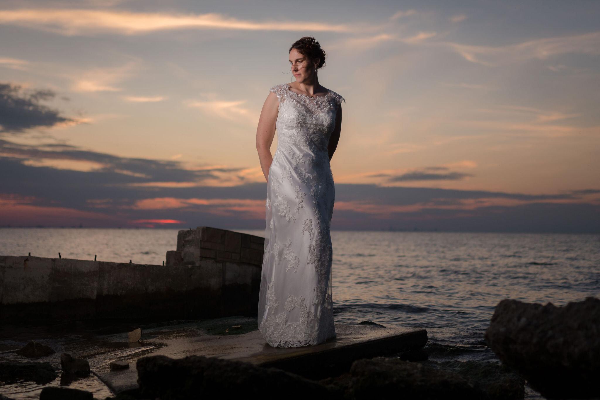 Aaron & Jennifer's Duneland Falls Wedding 57