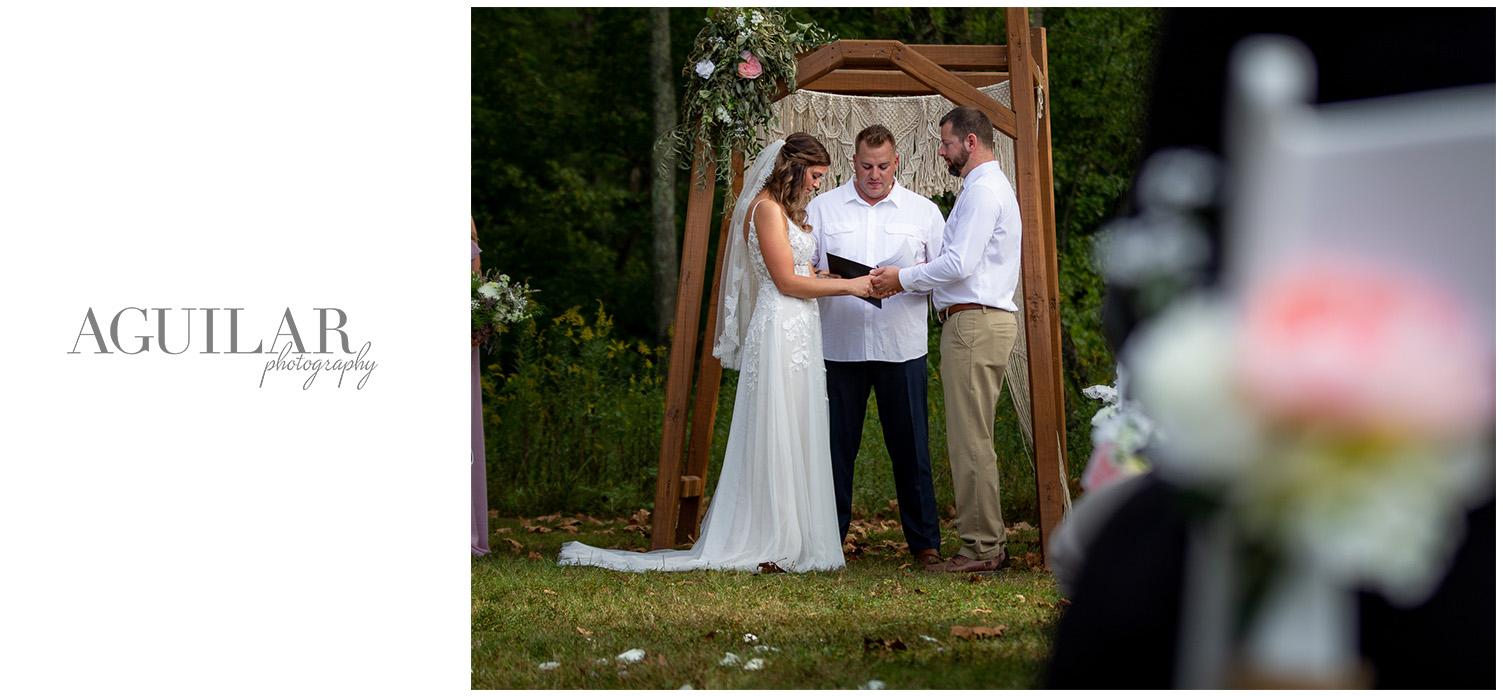 John & Trisha's Brown County Inn Wedding   Nashville, Indiana 33