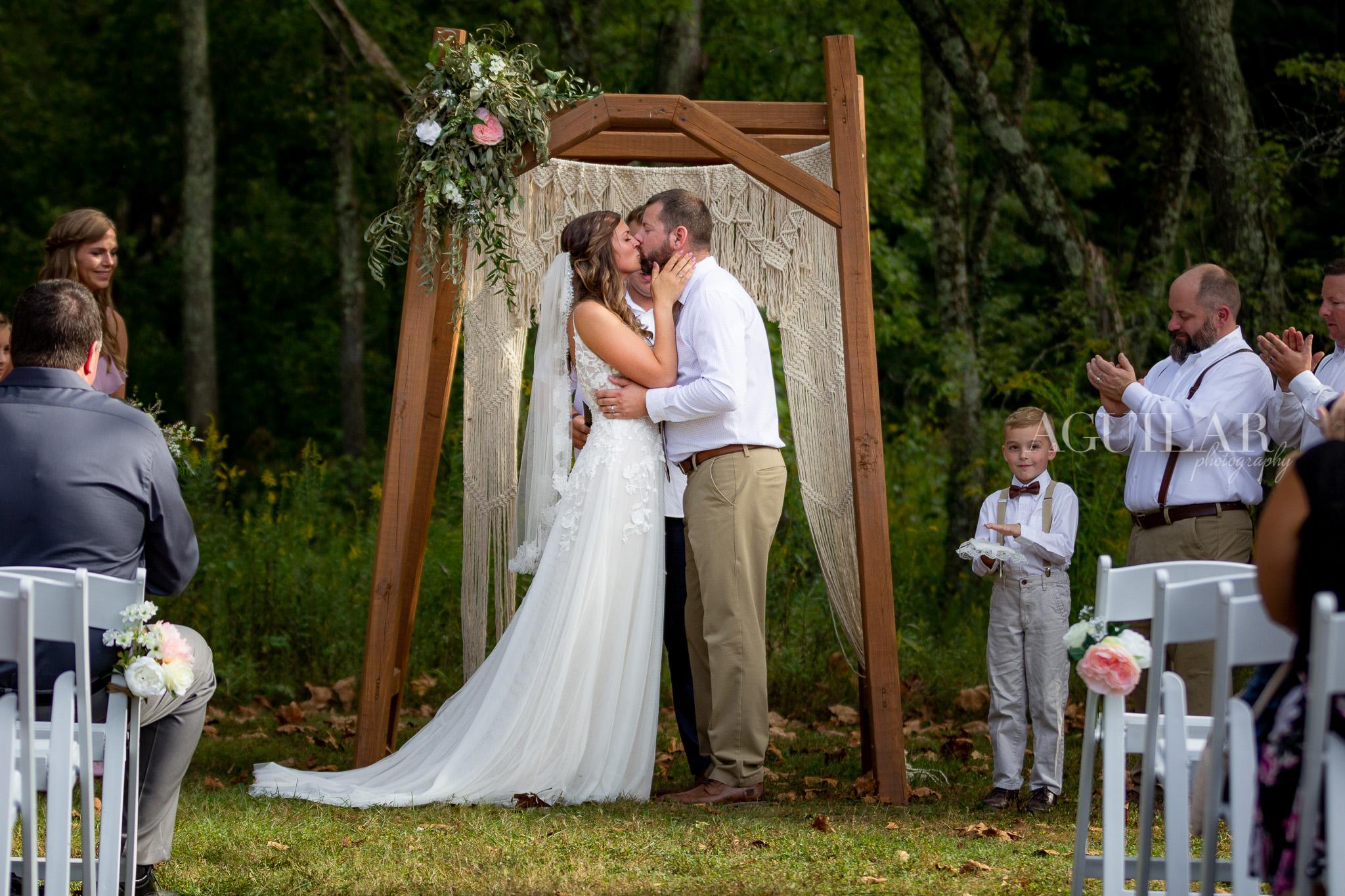 John & Trisha's Brown County Inn Wedding   Nashville, Indiana 34