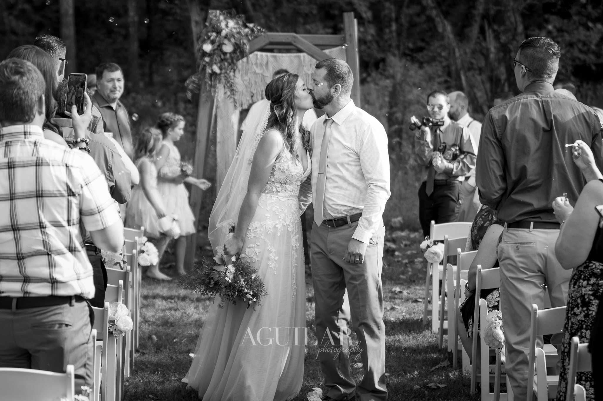 John & Trisha's Brown County Inn Wedding   Nashville, Indiana 35