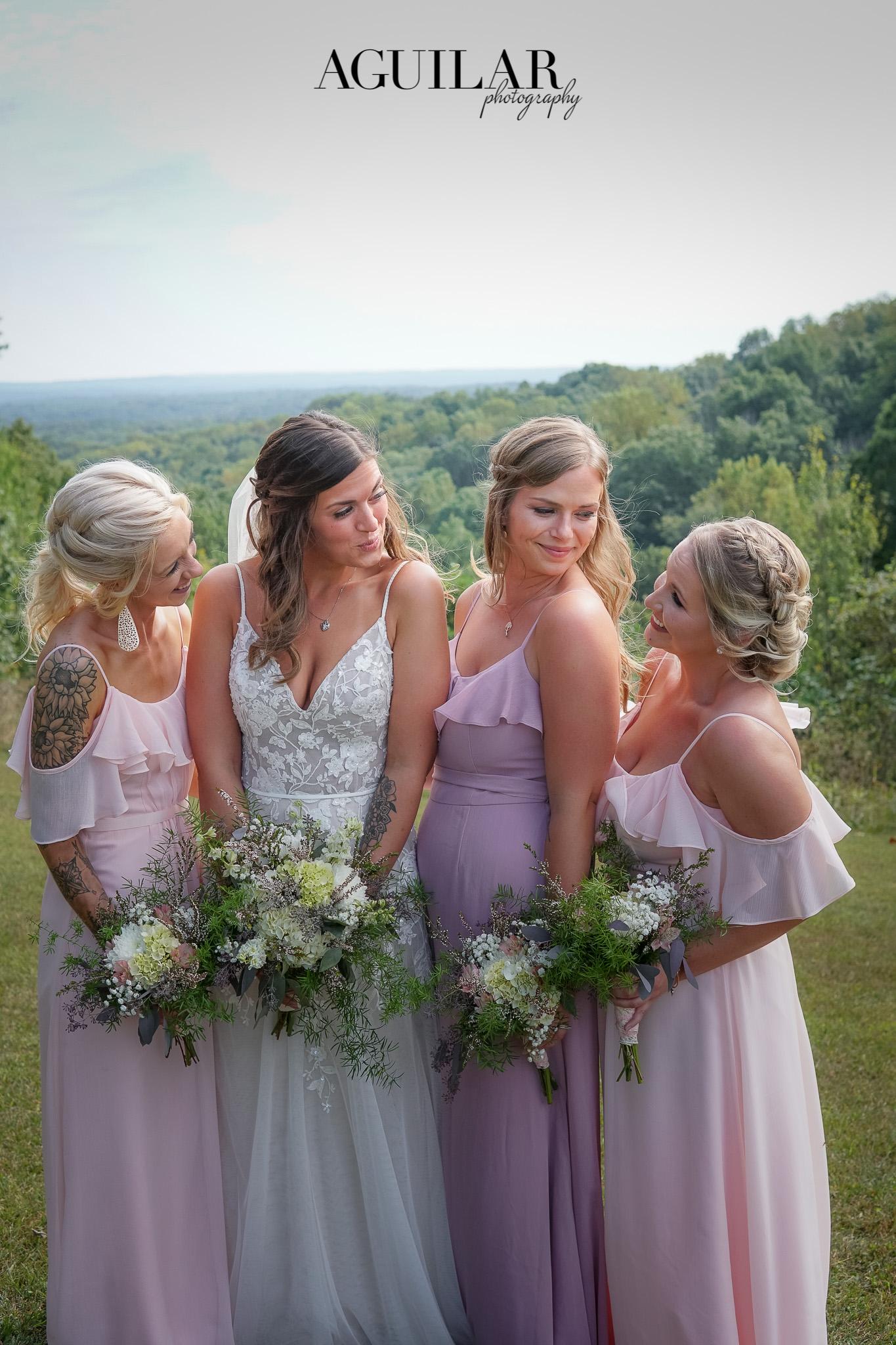 John & Trisha's Brown County Inn Wedding   Nashville, Indiana 51