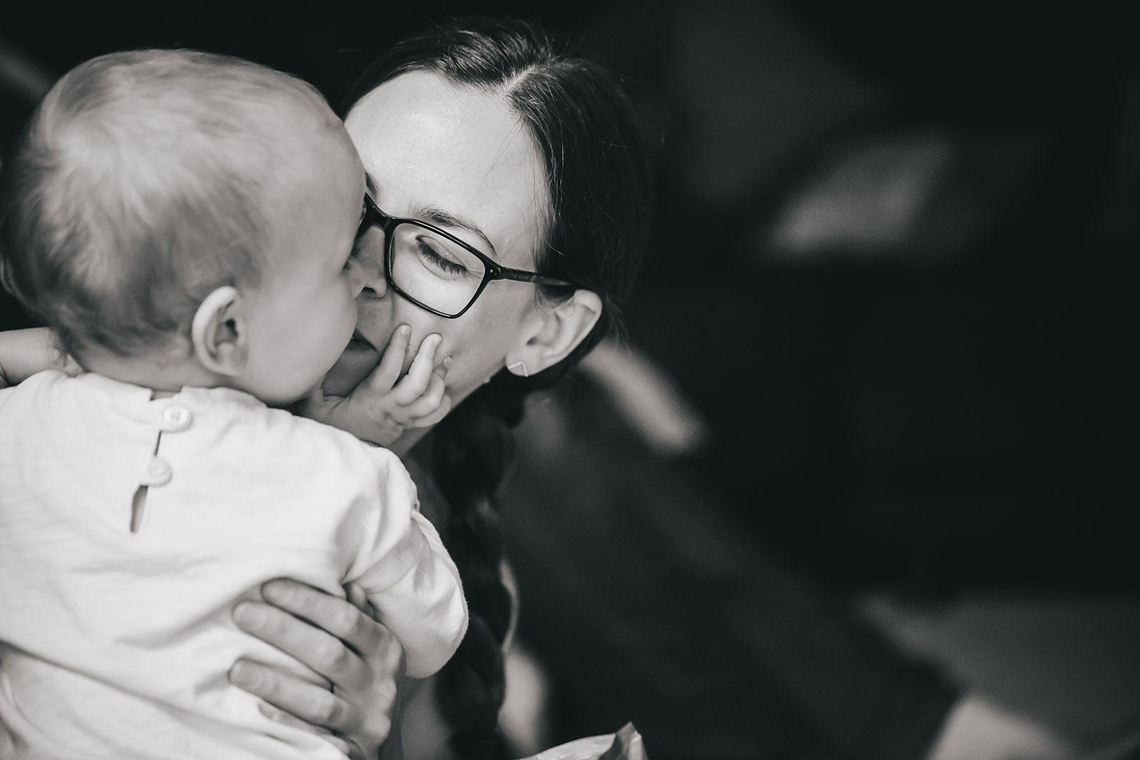 documentary style family photography