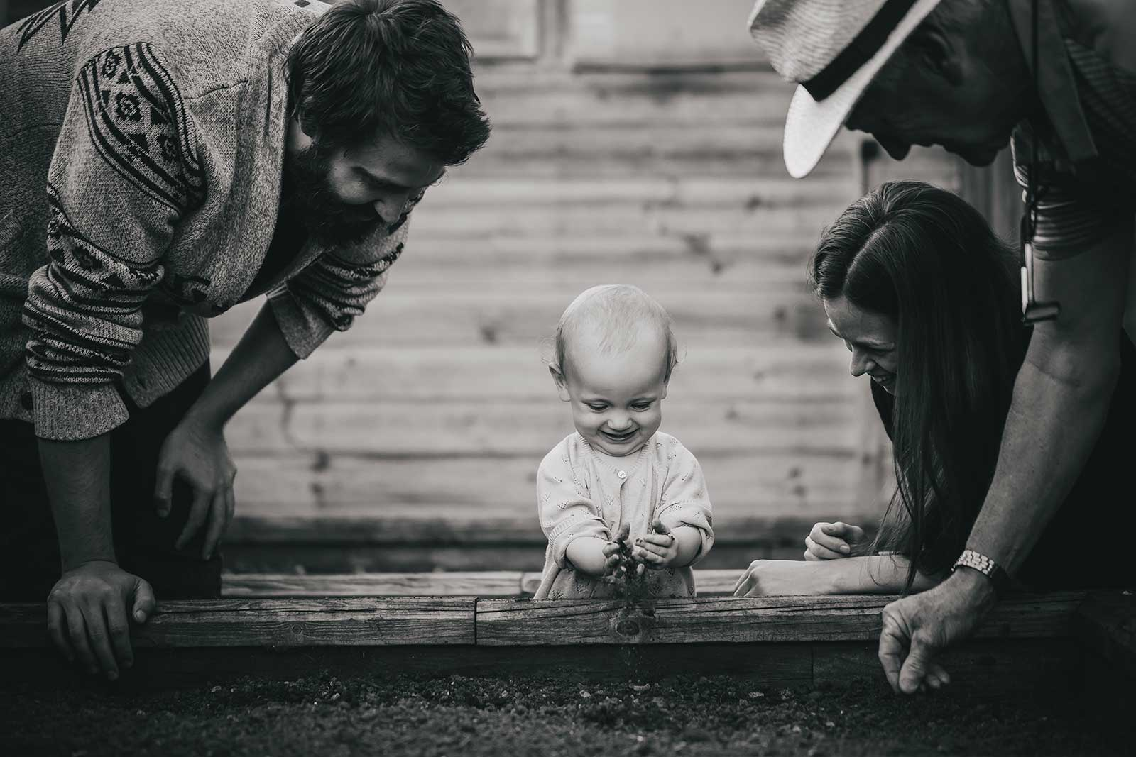 unposed natural family photographer whistler BC