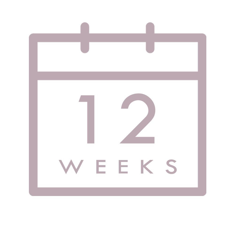 get 12 weeks of content from 1 shoot -