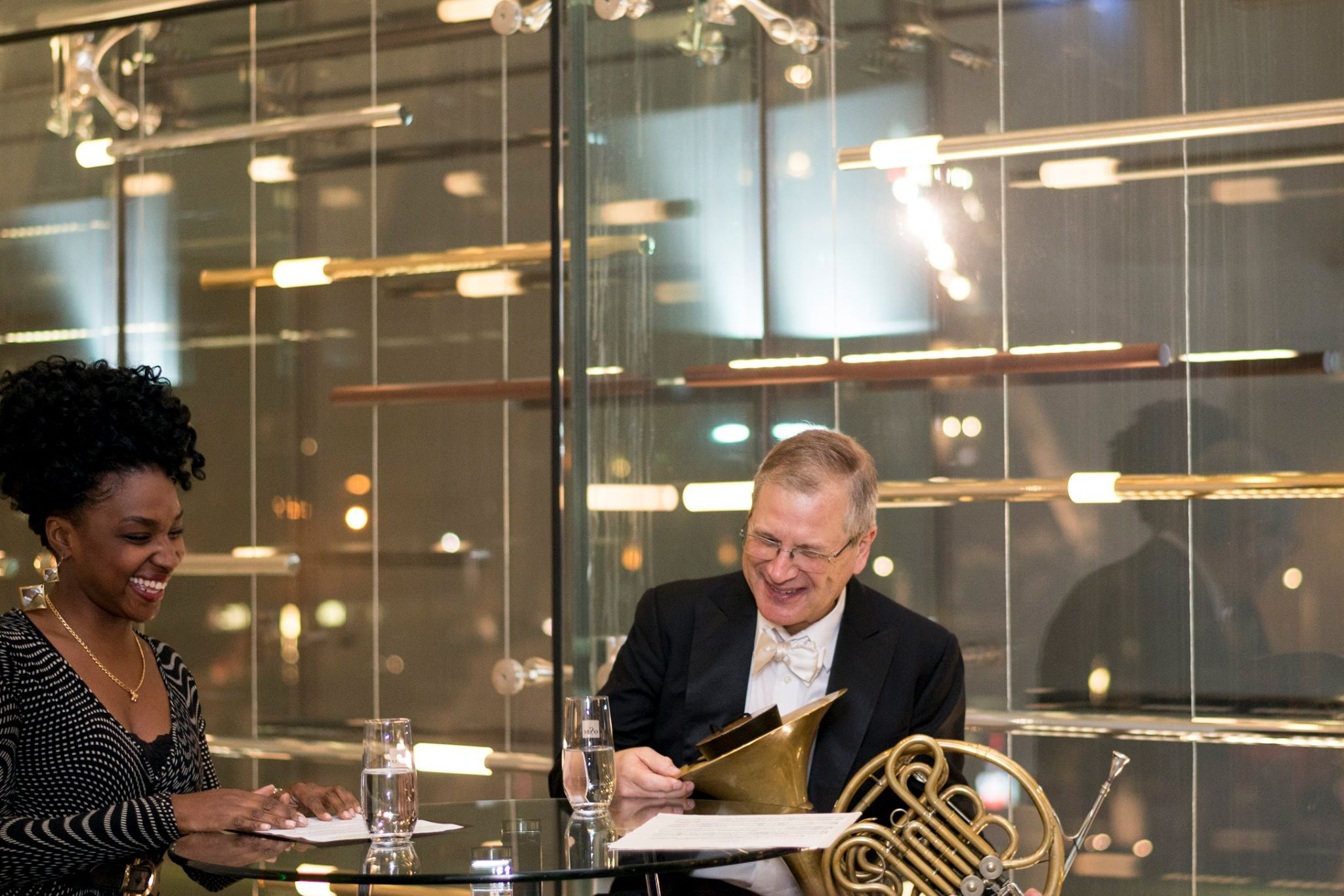 Interview with OSM French Horn Player - John Zirbel