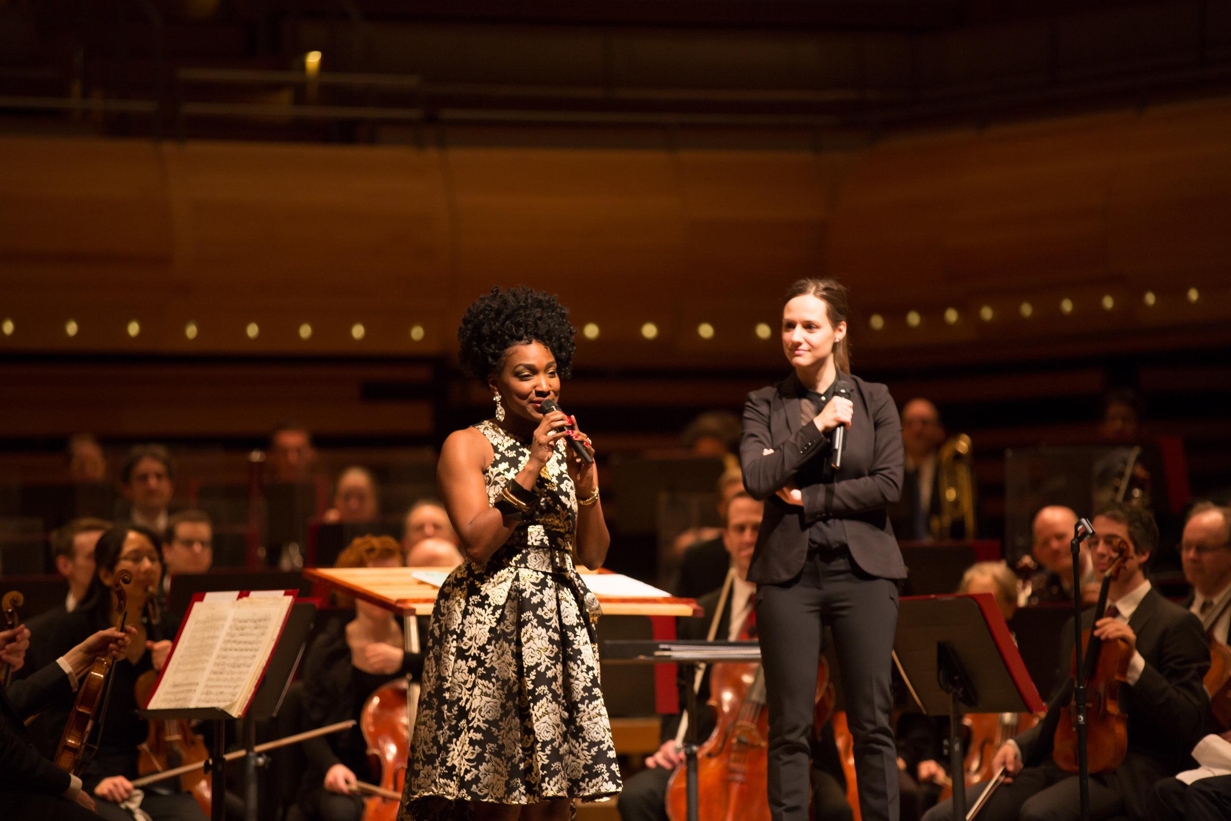 Host & Organizer of The Friends of the OSM Benefit Concert - Maison Symphonique
