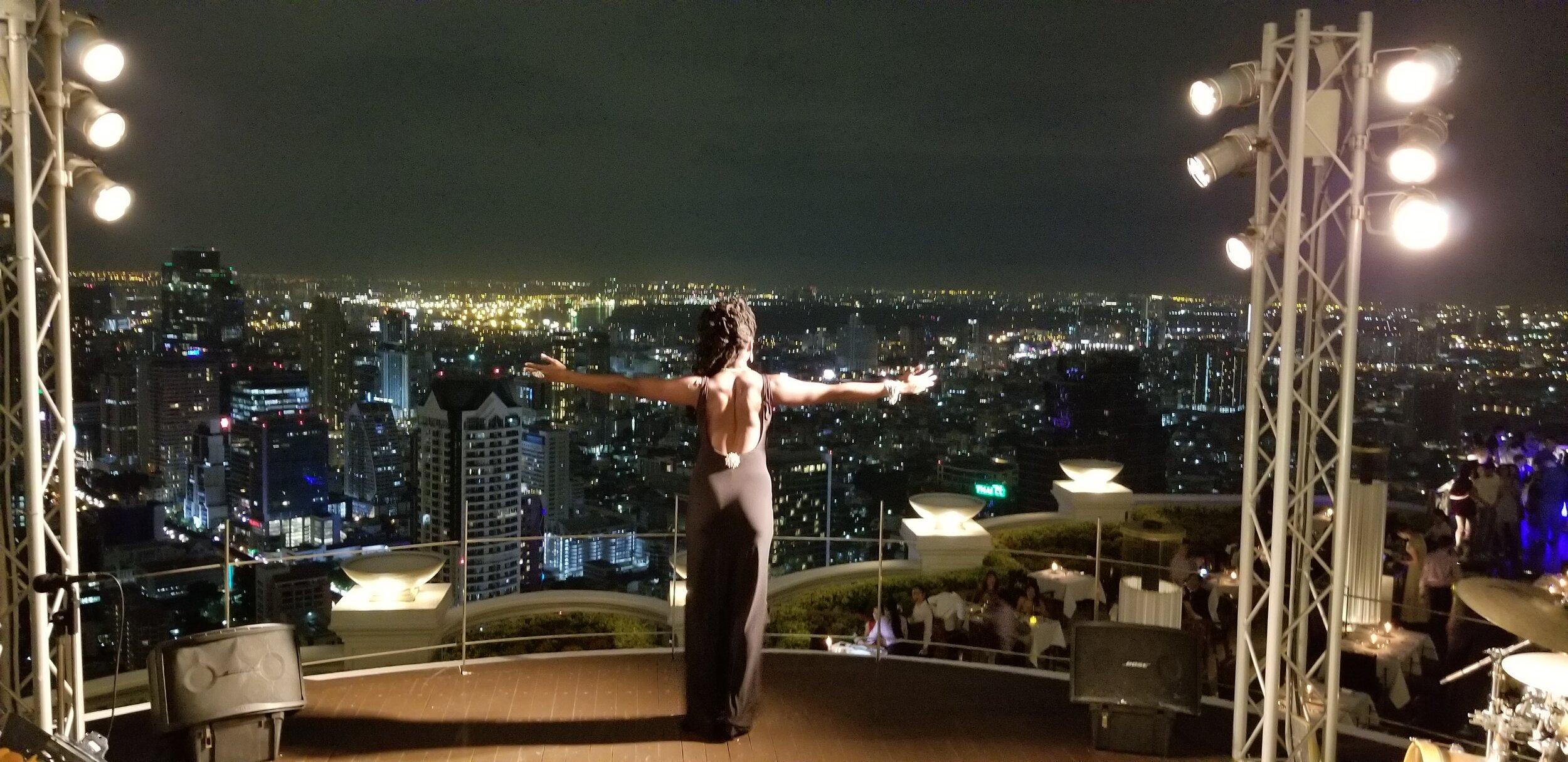 Perforning at Lebua Hotel - Bangkok (3-months contract)