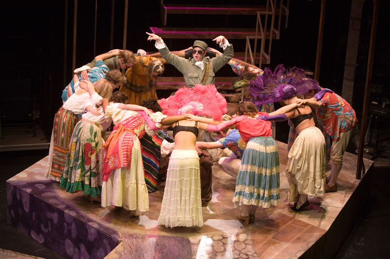 Arizona Repertory Theatre's production of Candide