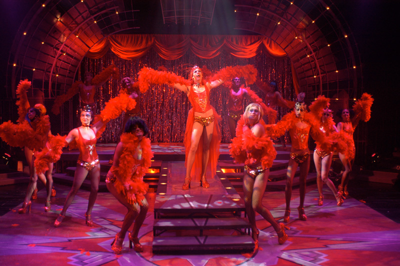Arizona Repertory Theatre's production of The Rocky Horror Show