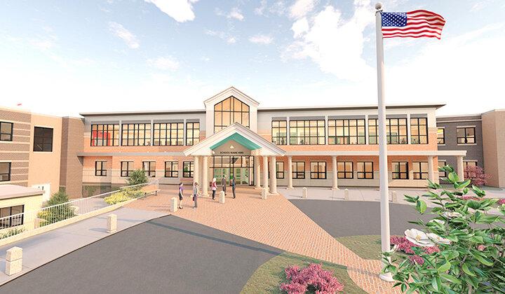 Wareham Elementary School, Wareham, MA