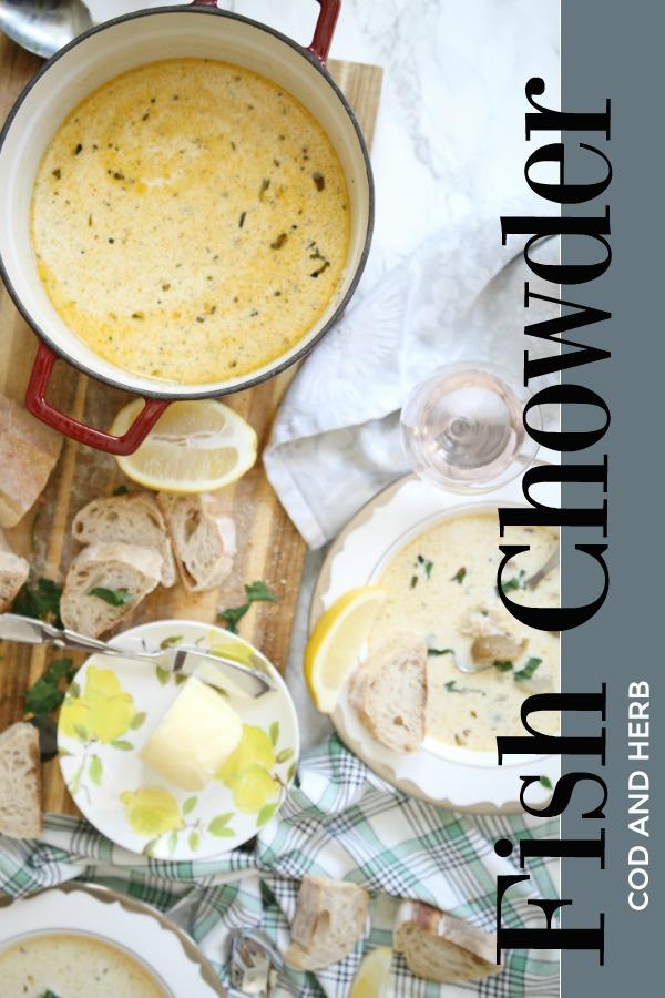 chowder recipe