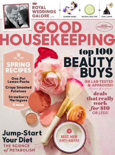 Good Housekeeping,May 2018 Issue - I love magazines, keeping up with trends and getting inspired by all the pictures. So I have included the may issue of Good House Keeping!