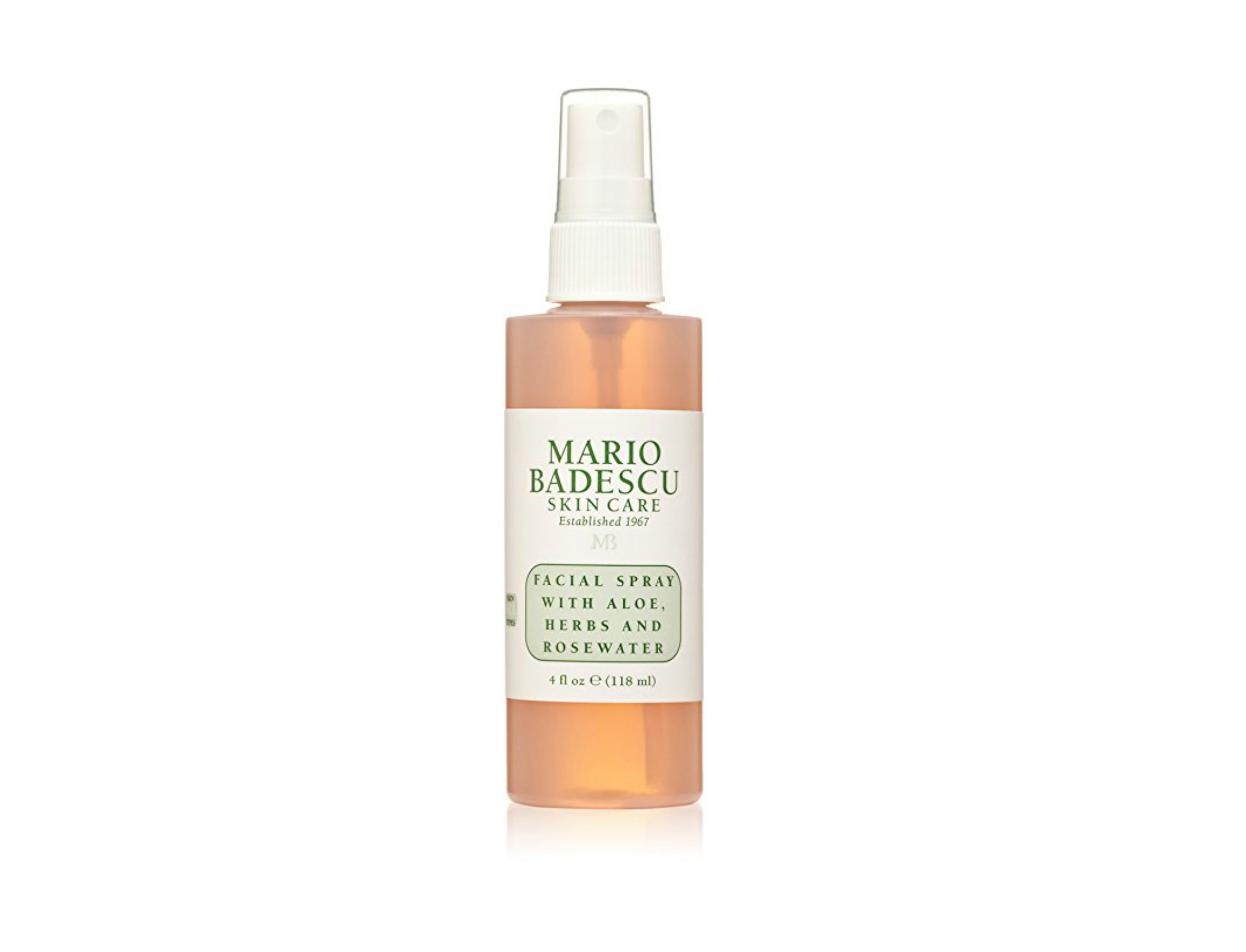 Mario Badescu, Facial Spray with Aloe Herbs and Rosewater - So I am one of those lucky people with overactive pores at night (did you catch the sarcasm?), so I wake up with a super oily face, but after I cleanse my I still need some light moisturizer! So that's where this superhero Rose Water Spray comes in, it creates the most refreshing and soft skin. Its also great for after long travels and you need a little uplift! Or to seal your makeup.