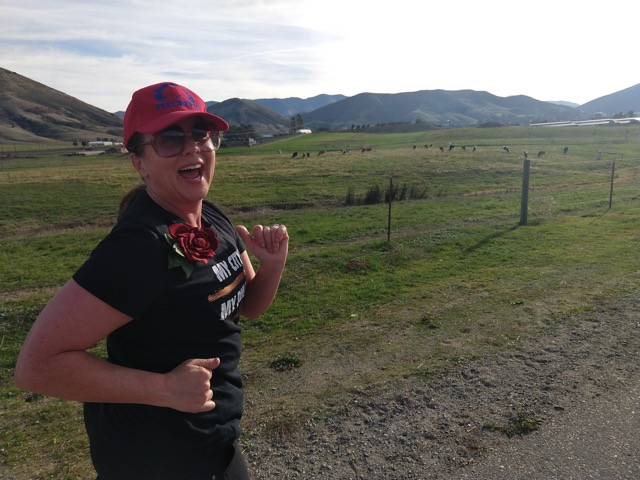 Mayor Heidi Harmon - San Luis Obispo