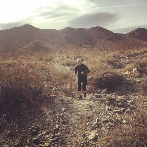 The 150 mile Desert Rats stage race, 70.3 mile Ironman, 100 mile mountain bike adventure I have already planned for 2018 now took on new meaning. -