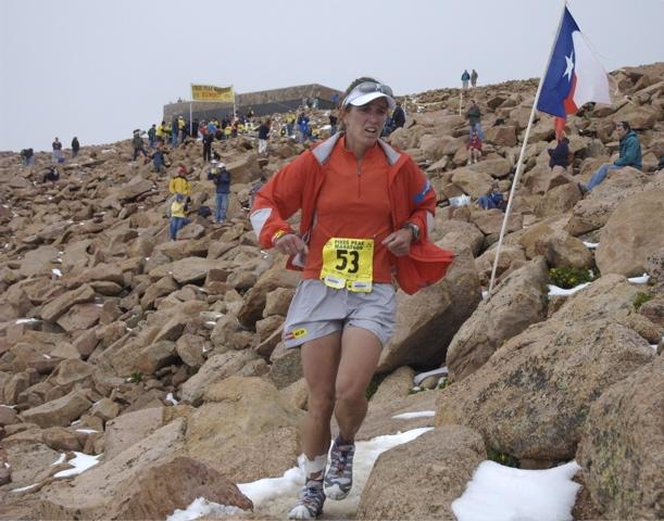 Nellie Ballengee pikes peak 05 summit.JPG