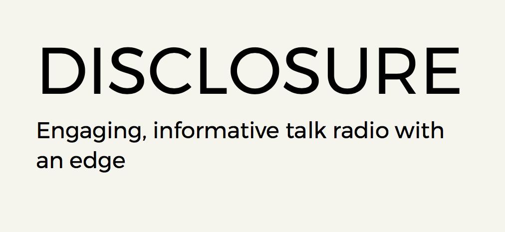 Spoken Word: Radio – Best in Class    Disclosure   Shawn Boonstra, Jean Boonstra, Victor Pires, Ruben Gomez, Joel Baker, Harim Gonzalez  VOICE OF PROPHECY