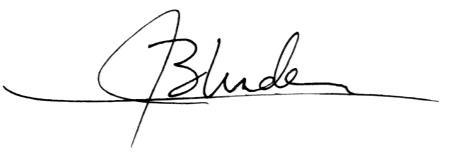 Jon Blinder, Board President