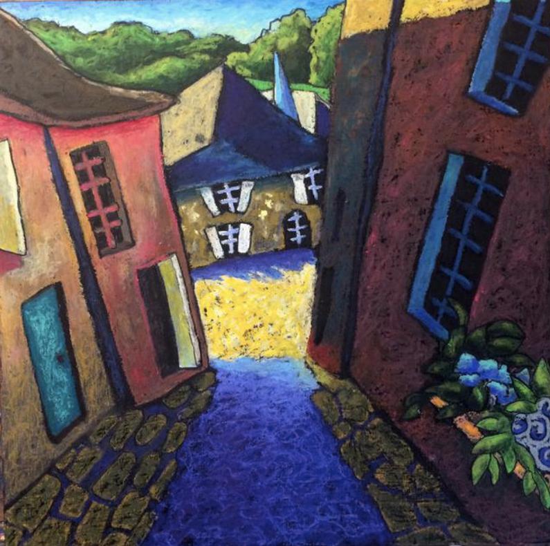 Rue Village by Liz Collins