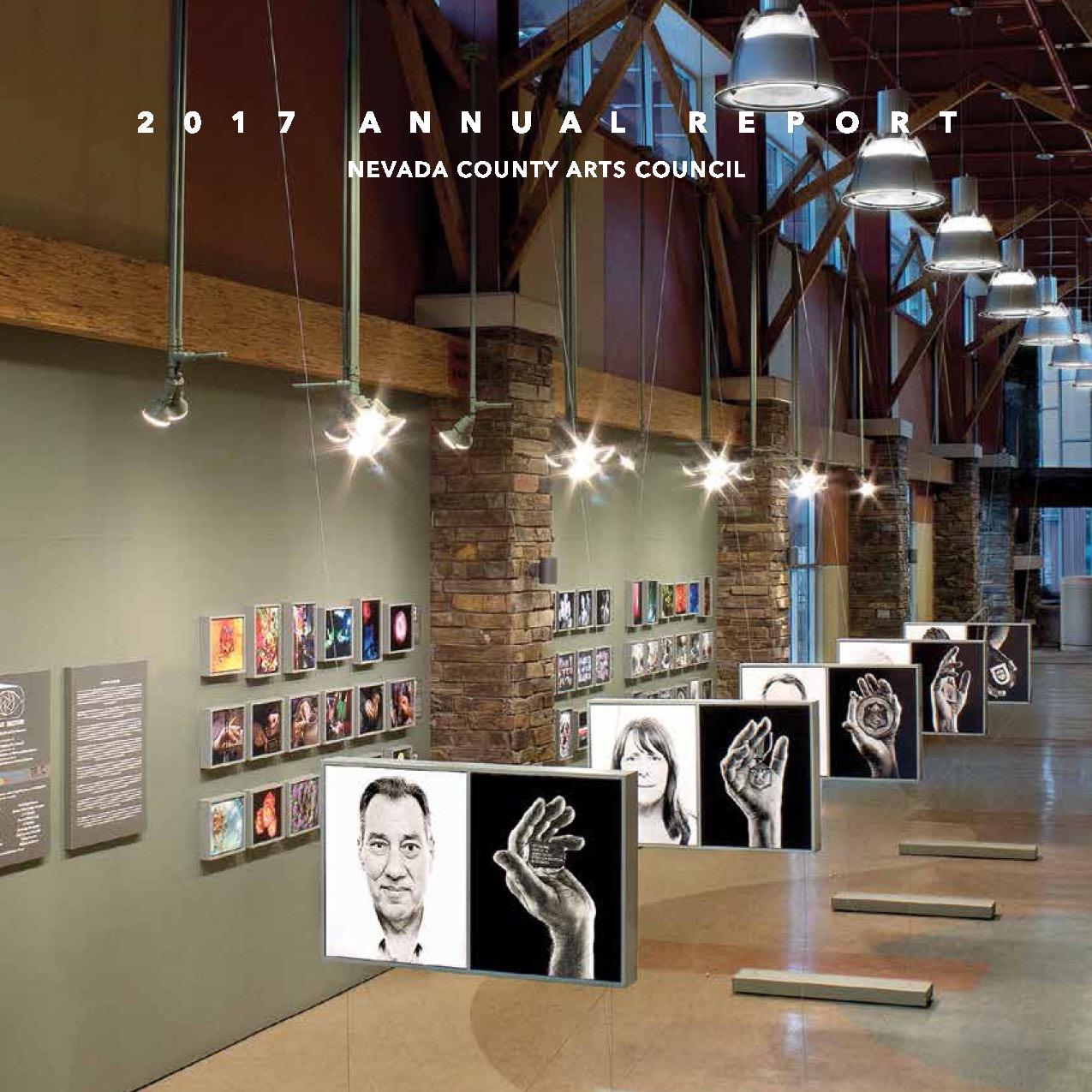 2017 Annual Report: Nevada County Arts Council
