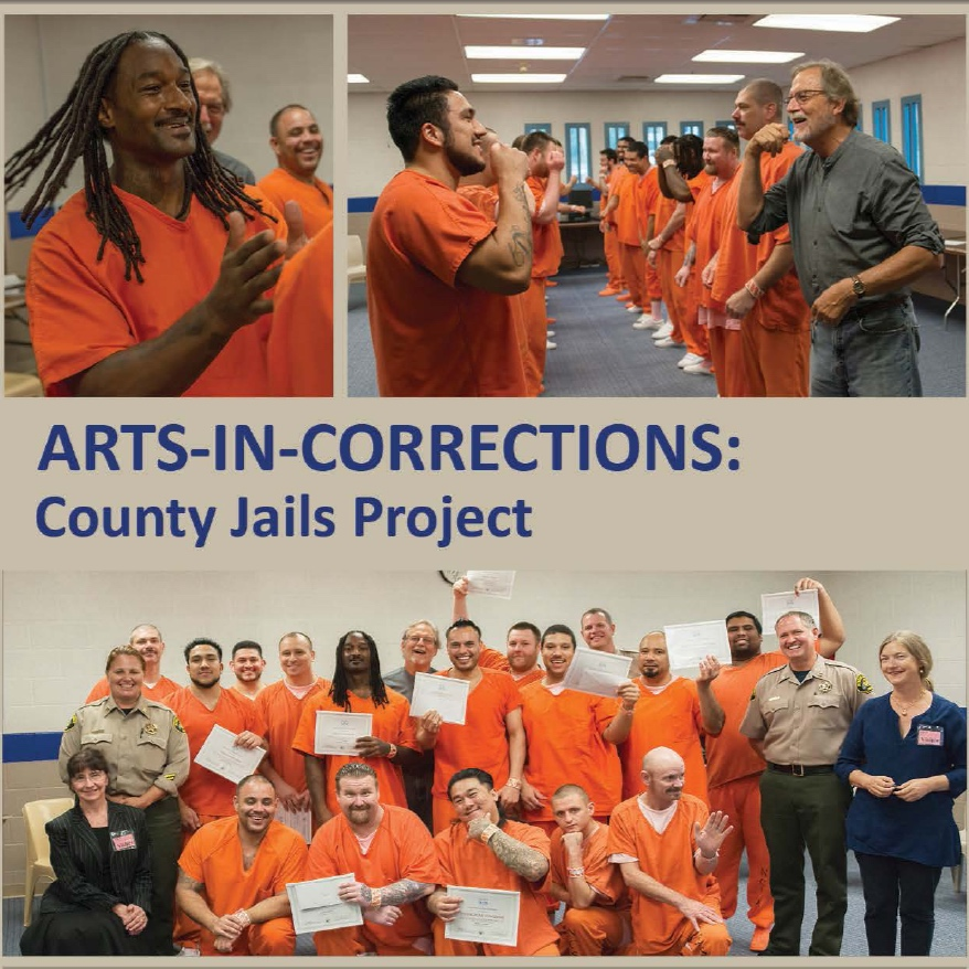 Arts-In-Corrections: County Jails Project
