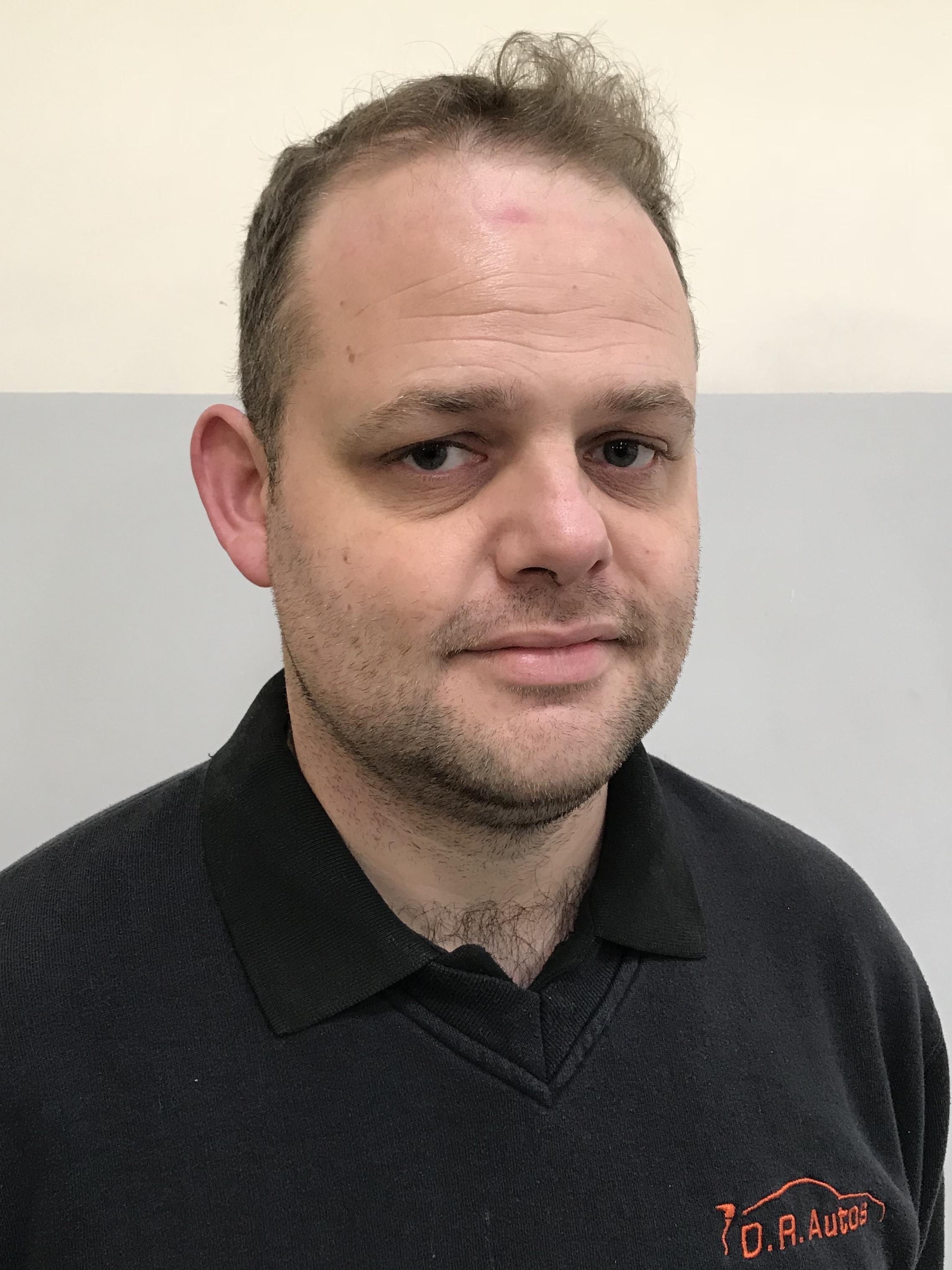 Darren Smith - MOT Tester, Technician