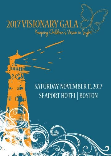 2017 Visionary Gala Invitation with Lighthouse.