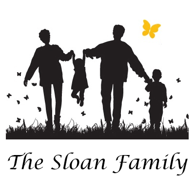 The Sloan Family.