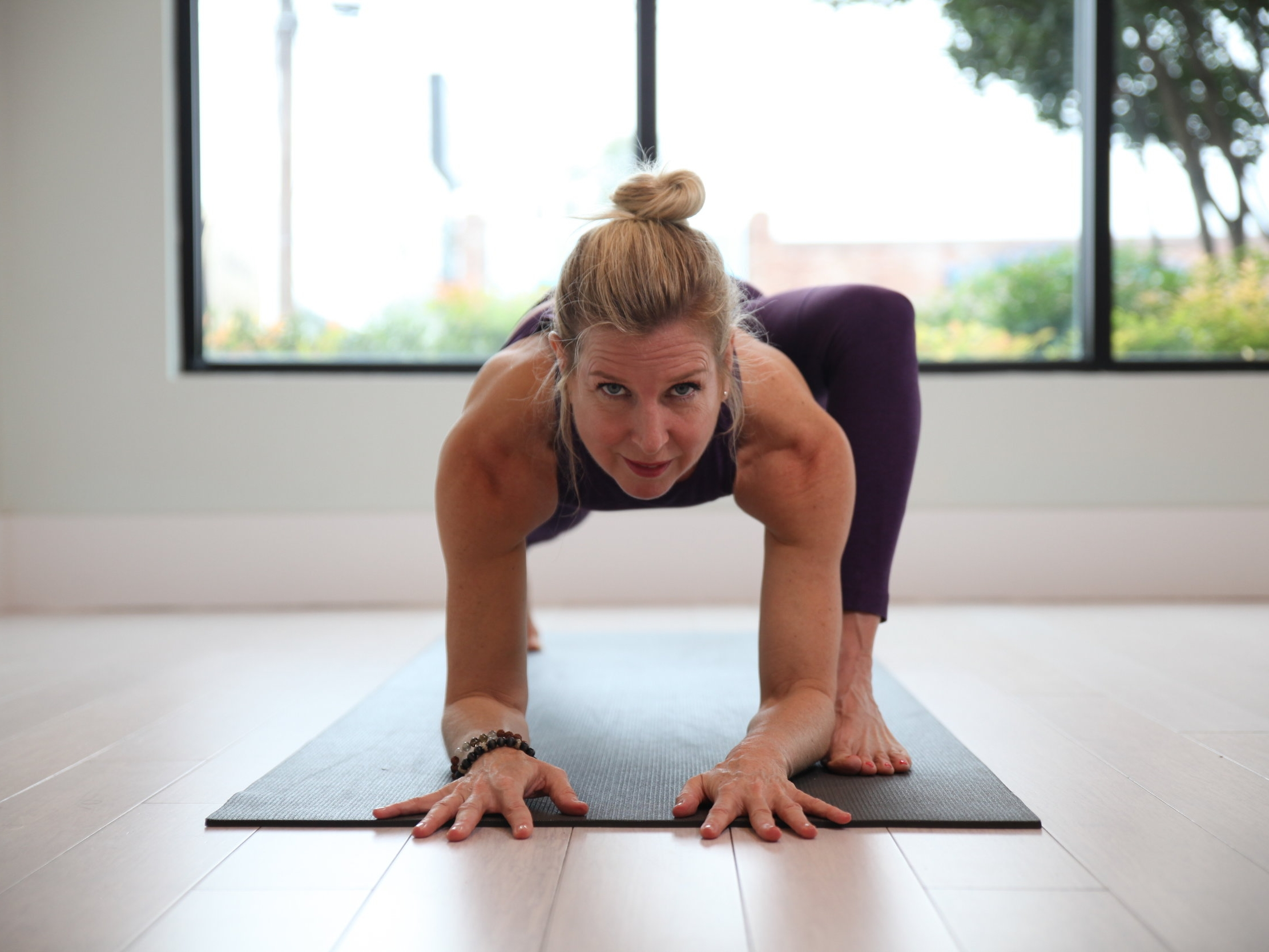 Balance - When we create balance on our mat, we create balance in our life. Dive deep into your body with this 75-minute Hips and Hamstrings flow. This class includes sun salutations, warriors, standing balancing poses, backbends and hips.Length: 75 minutesCost: $7.99