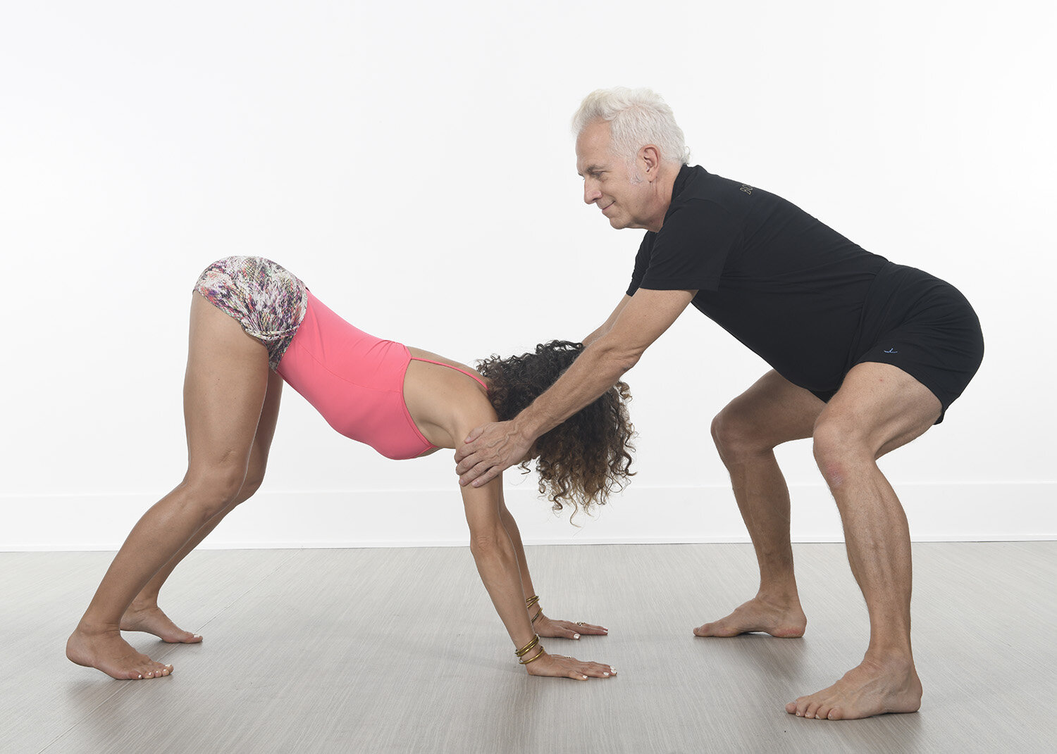 PRIVATE SESSIONS WITH DESI & JOHN - Why do a Bowspring Private?Students will have opportunities to refine the subtle details of the Bowspring method, expand their personal practice, or address therapeutic issues with a one-on-one hour-long session with Desi Springer or John Friend.Privates are Monday 11:30 am - 4:30 pmCosts: $150 each // 60 minutesTo Register for a Private email: desirae@breathandbodyyoga.com