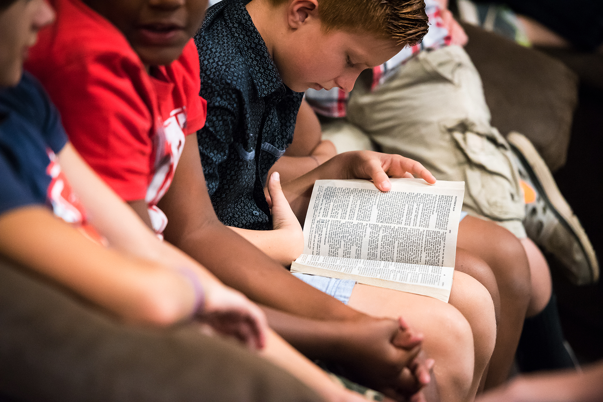 HEAR - Ephesians 1:13, John 5:24, Romans 10:14-17At ARCADEhs we desire for as many students as possible to hear Jesus, from the basics of the Gospel through the entire narrative of Scripture.
