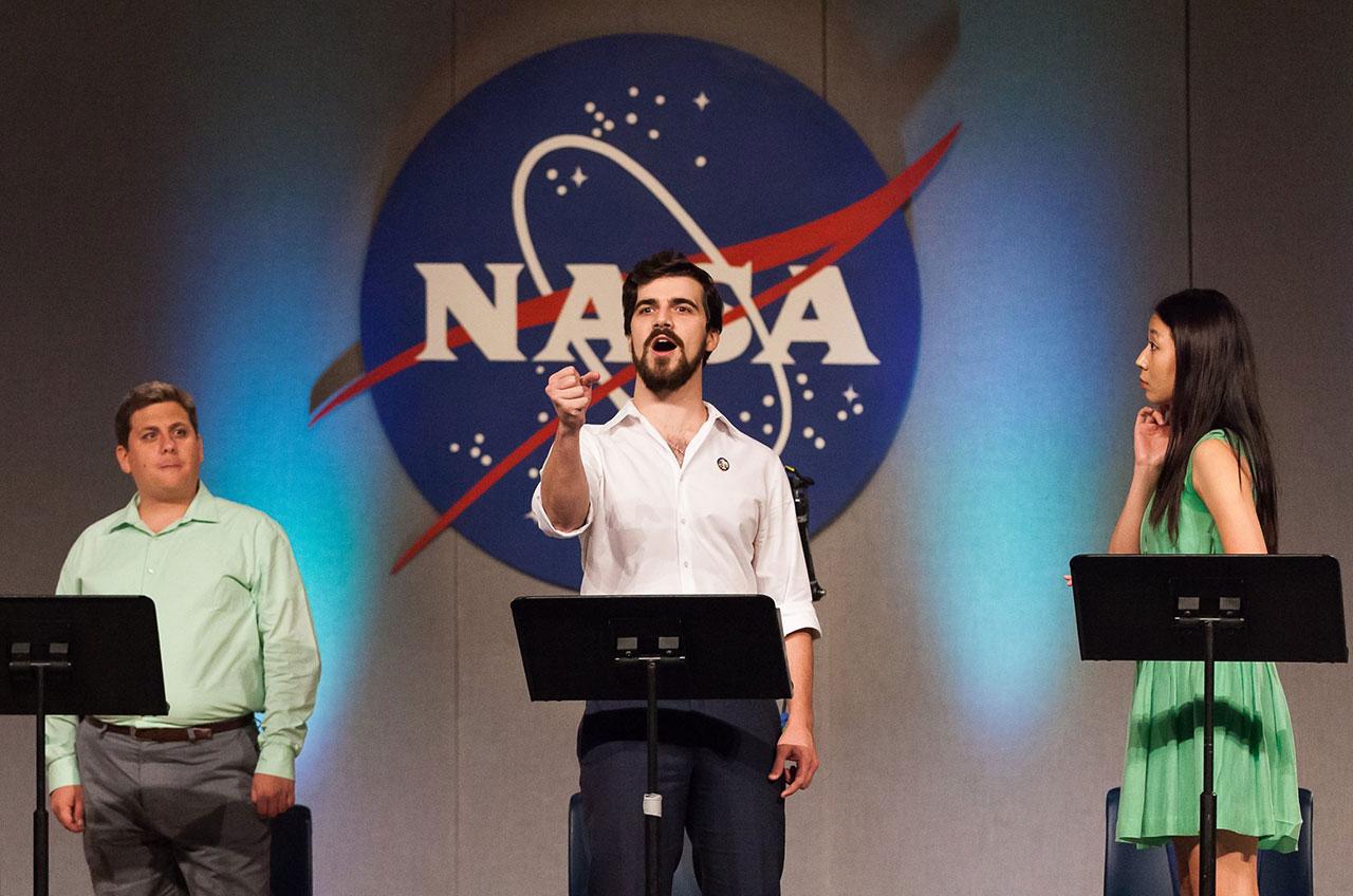 O Columbia! at NASA
