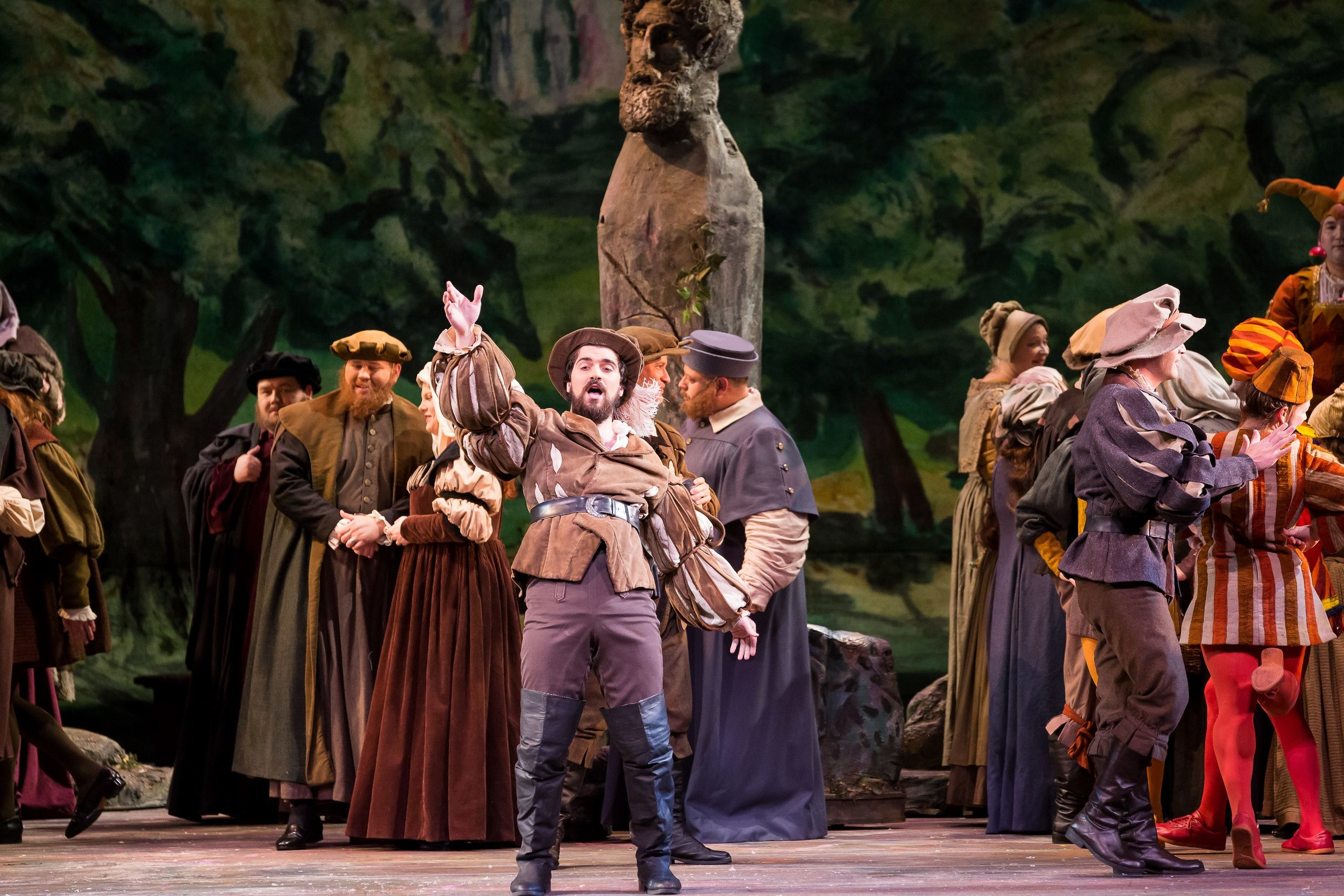 Wagner in Faust - Houston Grand Opera
