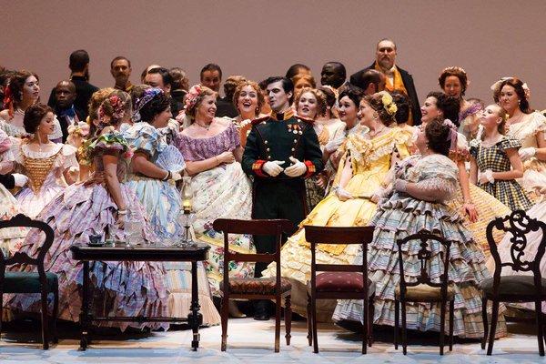 Eugene Onegin - Houston Grand Opera