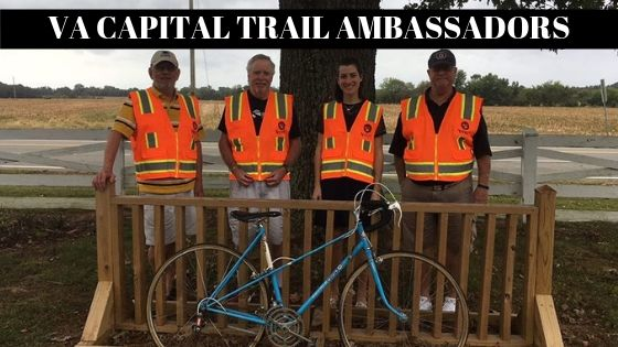 Trail Ambassadors — Virginia Capital Trail Foundation