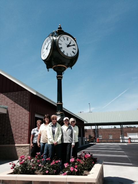 Farmers' Market Clock Tower