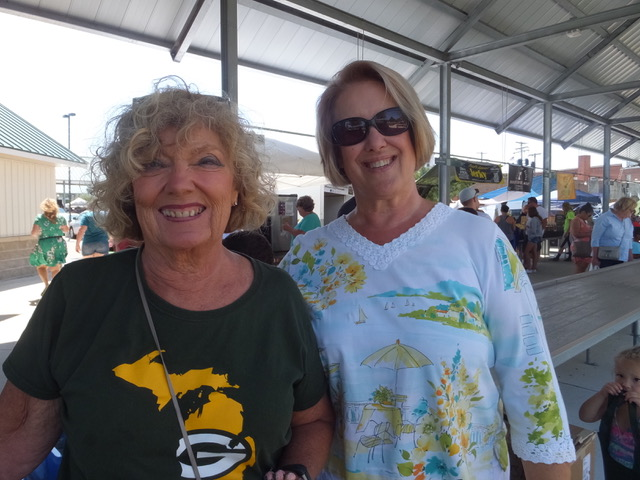 Bonnie Witt & Barb Barteau