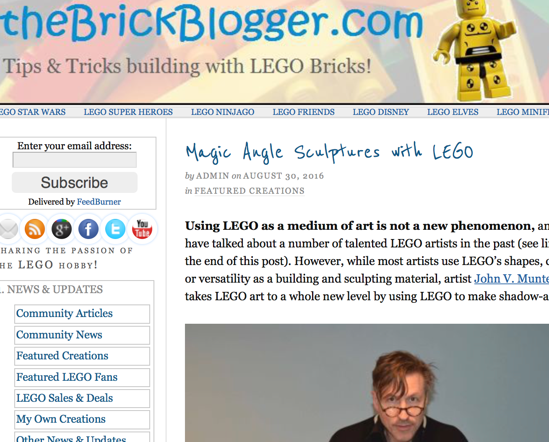 The Brick Blogger
