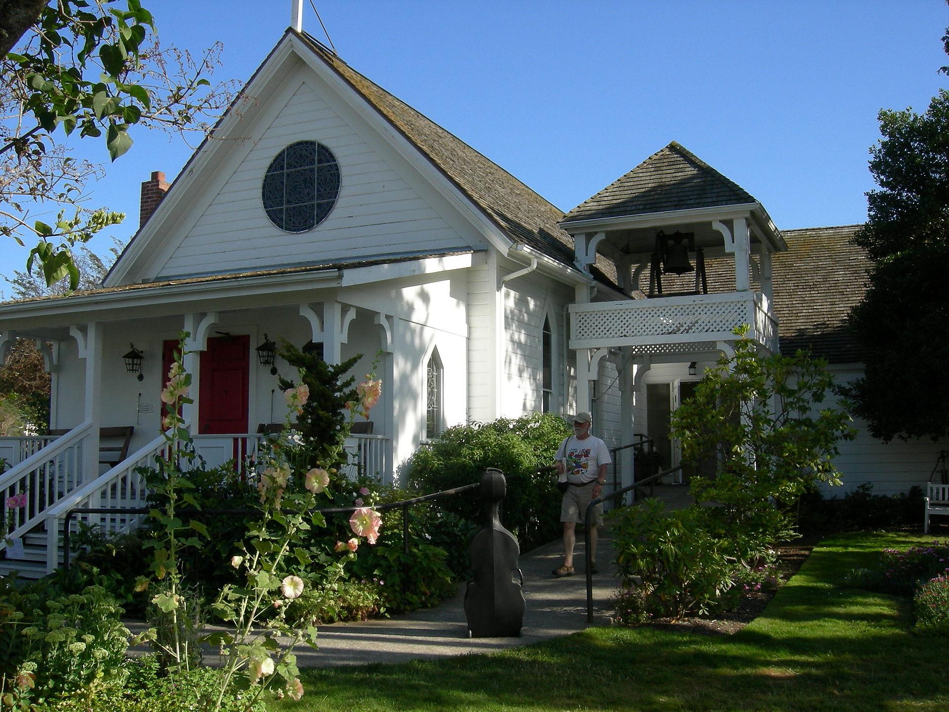 Eastsound St. Barnabas Church