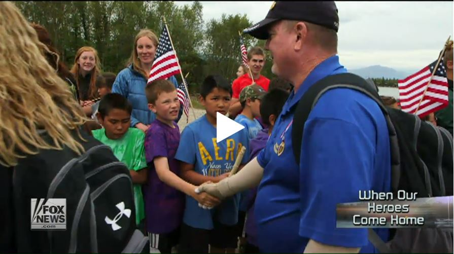 Featured onFox News -